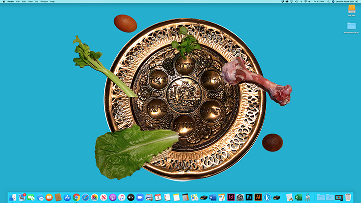 SederPlate_Screensaver